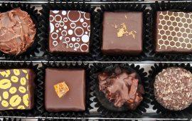 Reklama o smaku czekolady
