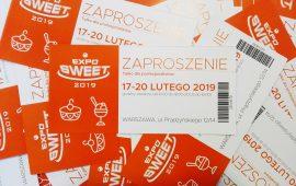Rozdajemy wejściówki na Expo Sweet