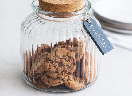 Cookies przewiązane sznurkiem