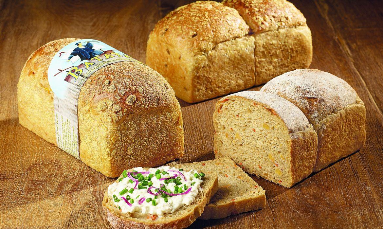 Nowe chleby, nowe bułki