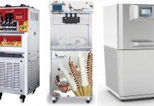 Amerykańskie lody z polskich automatów