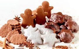 Ciasteczka o korzennym smaku