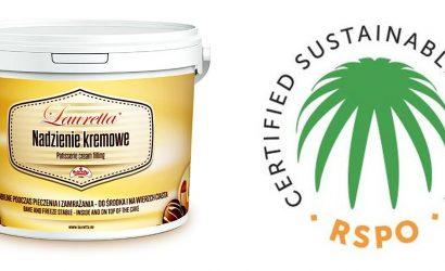 Olej palmowy tylko z certyfikatem